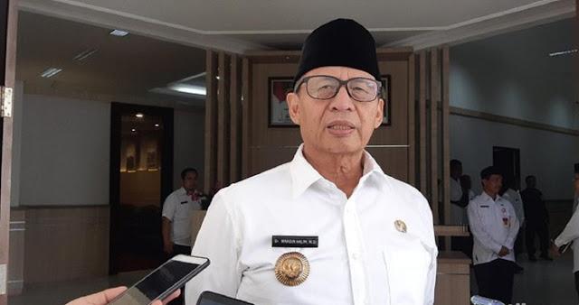 Gubernur Banten: 4 Warga Positif Corona Baru dari Malaysia dan Bali