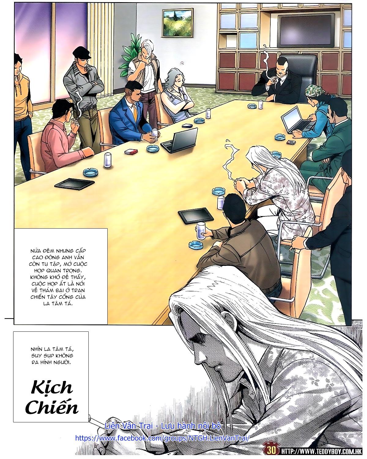 Người Trong Giang Hồ RAW Chương 1705 - NhoTruyen.Net