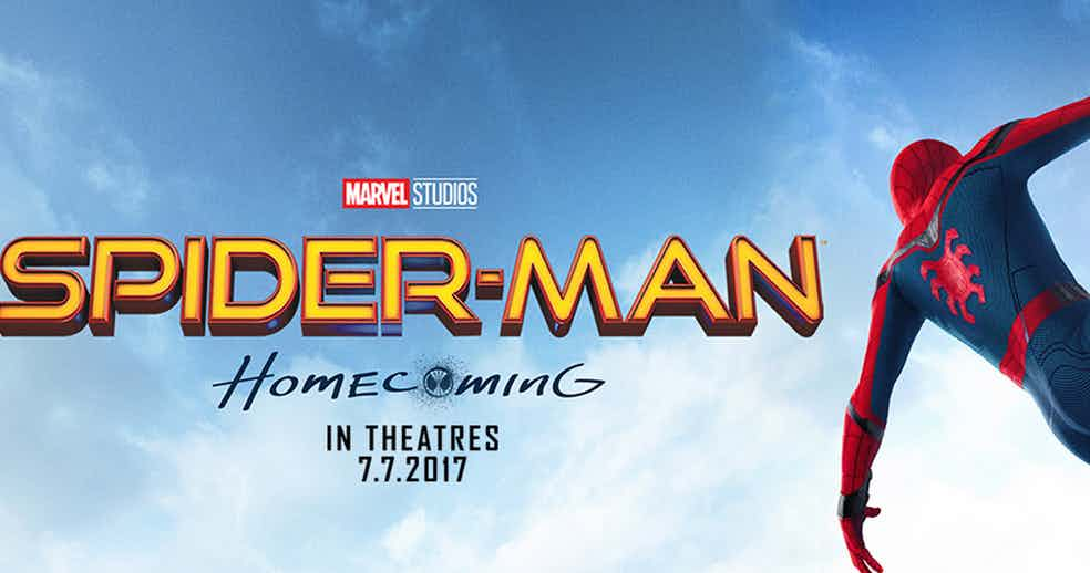 Spider-Man: Homecoming New Visuals Features Posters New York and Iron Man
