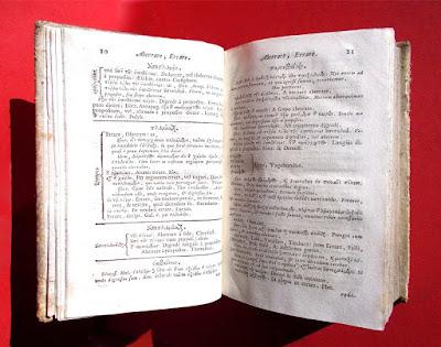 Posselius - Calligraphia oratoria linguae graecae - libri antichi