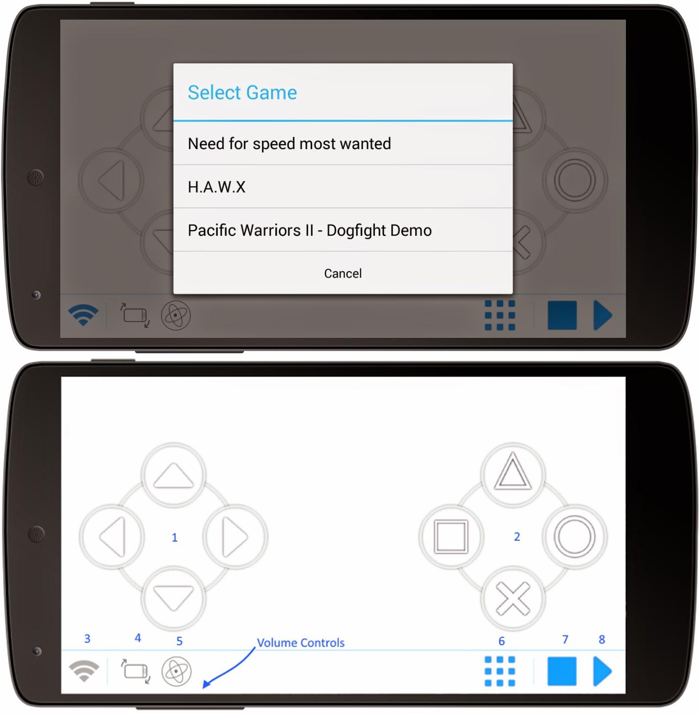 Cara Merubah Android menjadi Gamepad untuk Komputer