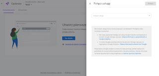 Google Optimize i Google Analytics