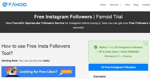 افضل 3 مواقع مجانية لزيادة متابعي الانستقرام 2021 Instagram followers