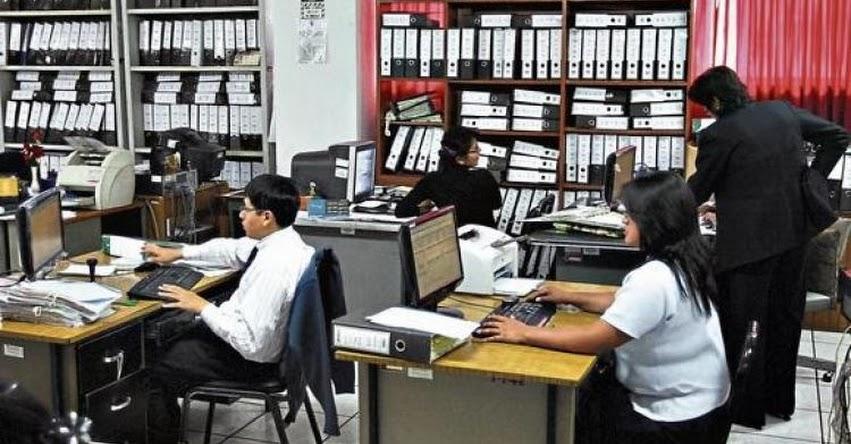 Congreso aprobó eliminación del régimen CAS en el Sector Público