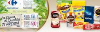 Logo Gioca e vinci buoni spesa Carrefour da 150 e 1.500 euro