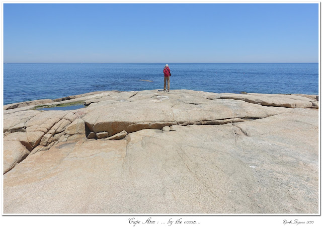 Cape Ann: ... by the ocean...