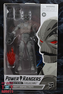 Power Rangers Lightning Collection Z Putty Box 01