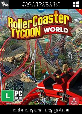 Download RollerCoaster Tycoon World PC