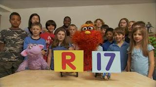 Murray Sesame Street sponsors number 17, Sesame Street Episode 4406 Help O Bots, Help-O-Bots season 44