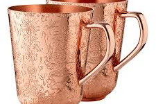 Essential Criteria In Copper Drinking Cups - Needed