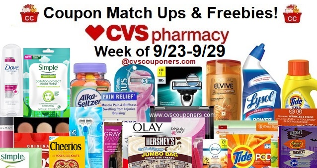 http://www.cvscouponers.com/2018/09/cvs-coupon-matchups-freebies-923-929.html