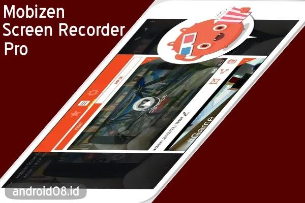 Download Mobizen Screen Recorder Pro APK Terbaru
