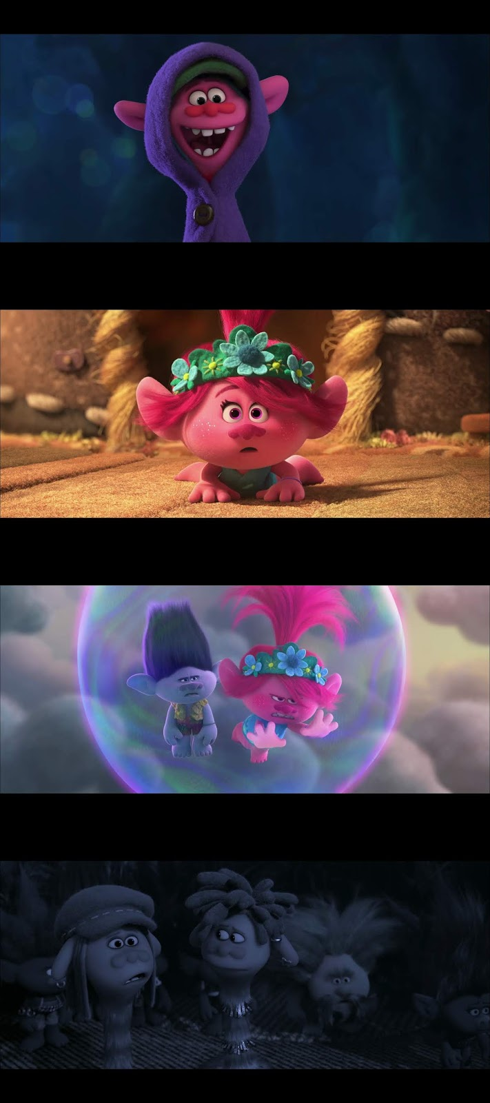 Trolls 2 World Tour (2020) HD 1080p Latino