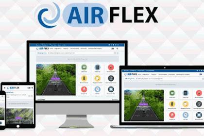 Air Flex - Template Blogger Majalah & Berita