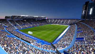 PES 2020 Stadiums Ciutat de València [ Reworked Lightning ]