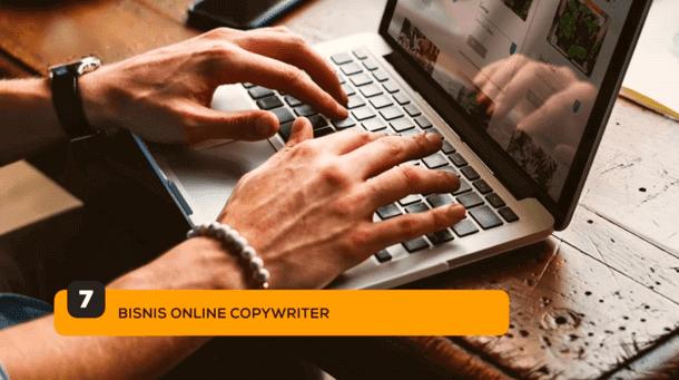 7. Bisnis Online Copywriter