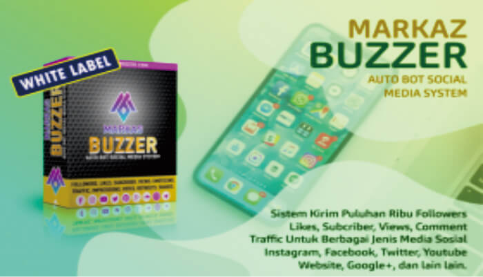 Markas Buzzer Whitelabel Version