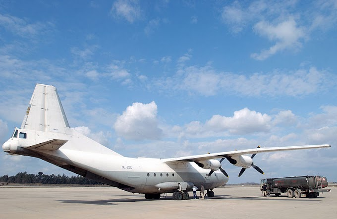 VENEZUELA - Russian military planes land in Caracas