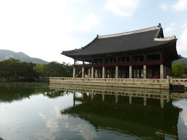 Gyeonghoeru (Pabellón de banquetes)