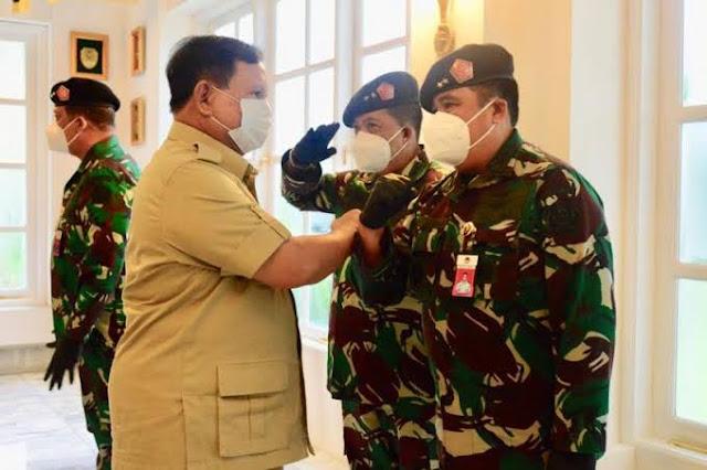 Punya Jiwa Kepemimpinan Bagus, Alasan Publik Nilai Prabowo Menteri Berkinerja Terbaik