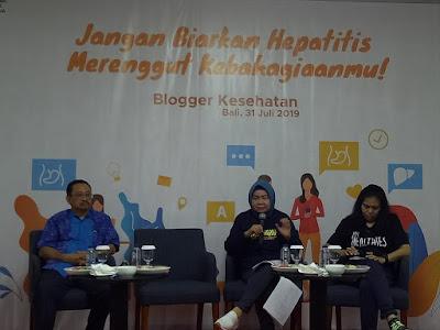 Seminar Kesehatan Mengenai Hepatitis