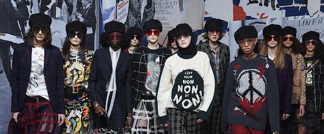 Fashion Month / Ultima tappa le sfilate parigine part I