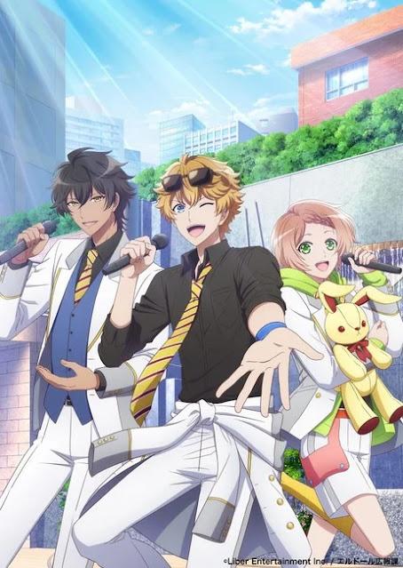 El anime I★CHU se estrenará en enero 2021