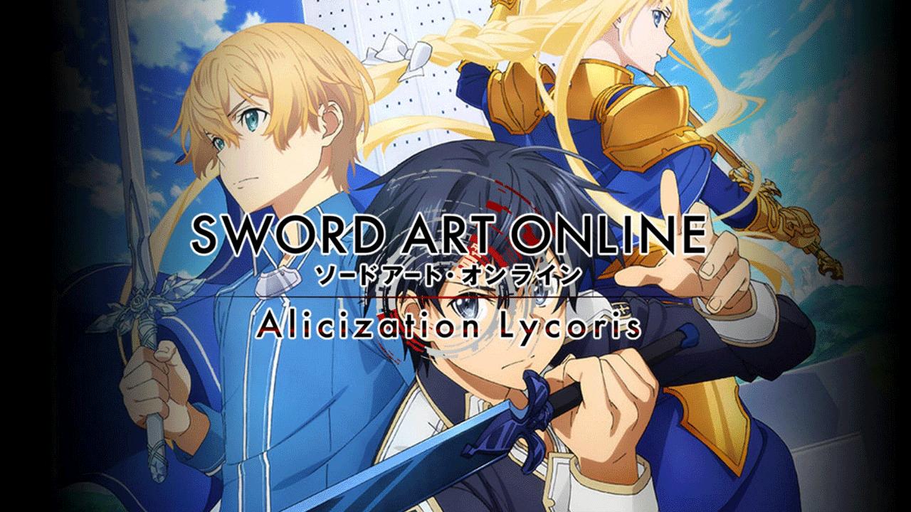 Link Tải Game Sword Art Online Alicization Lycoris (v1.05) Free Download