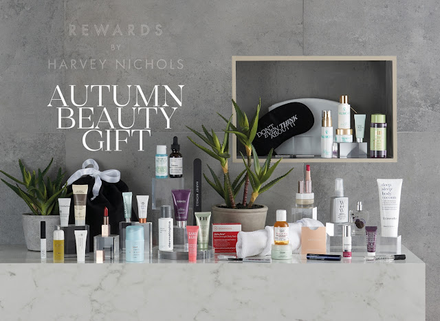 Harvey Nichols Autumn Gift With Purchase 2020 - Worth £550!