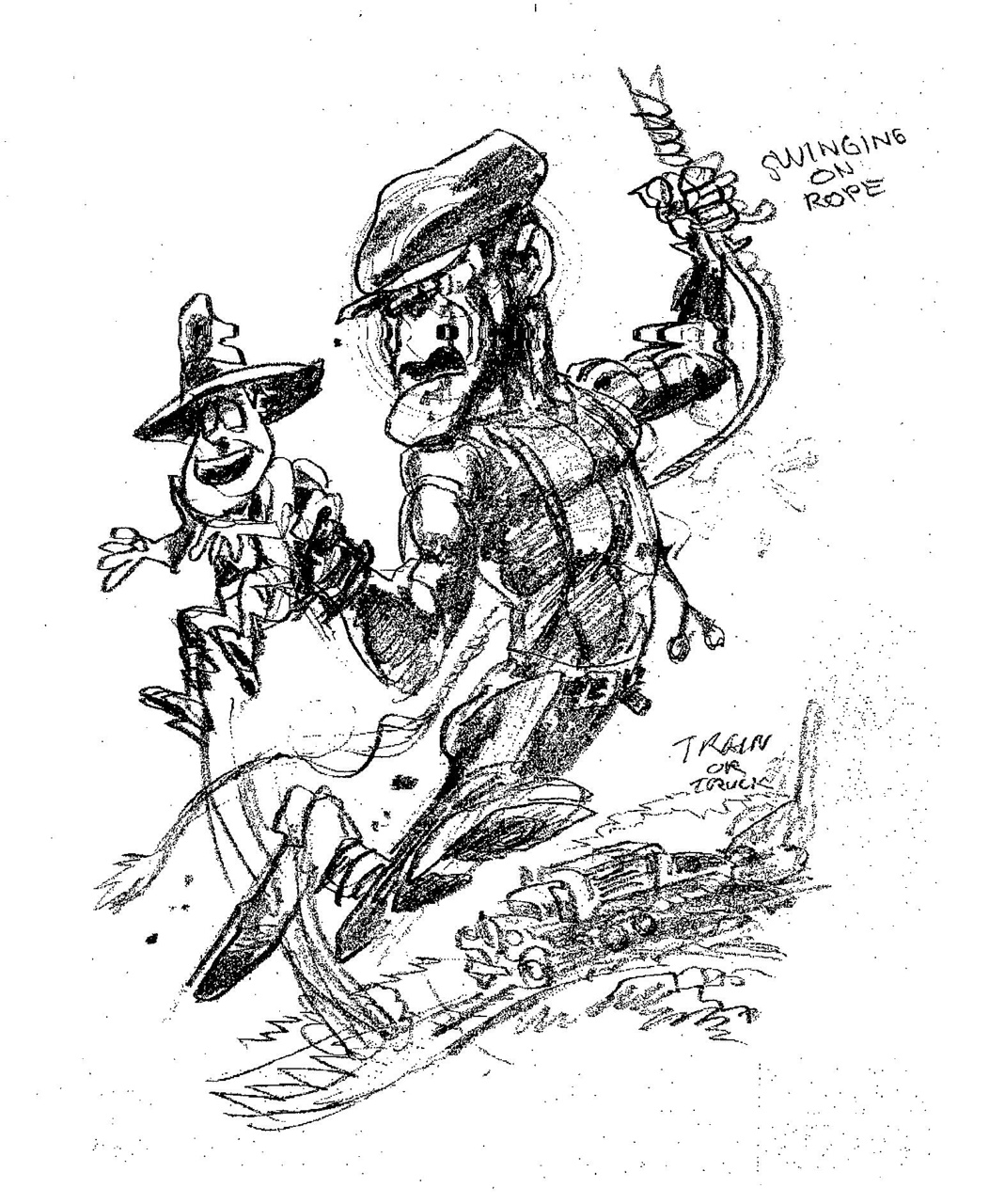 Powell On Stuff Amp Crap Jack Davis