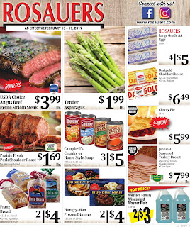 ✅ Rosauers Sales Ad Feb 13 2019
