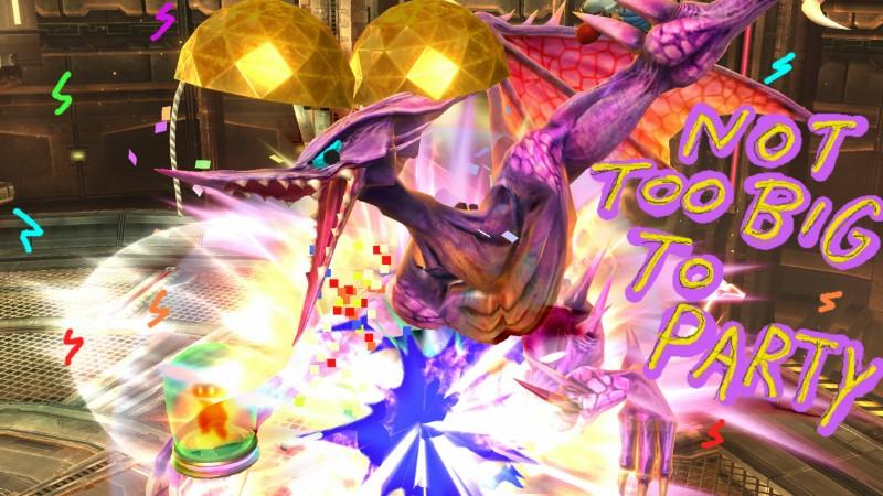 oxyborb: Super Smash Bros  for 3DS and Wii U Mega Blog