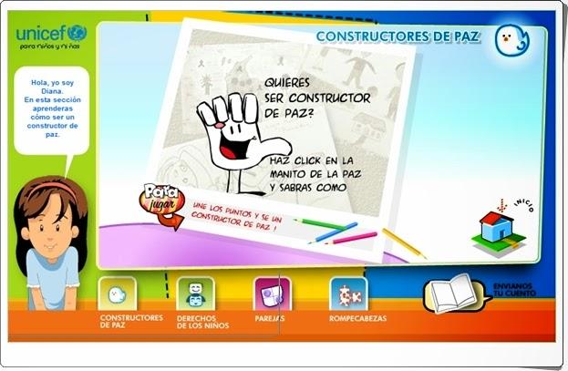 """Día de la Paz y la No Violencia, 30 enero: """"Constructores de Paz"""" (Unicef)"""