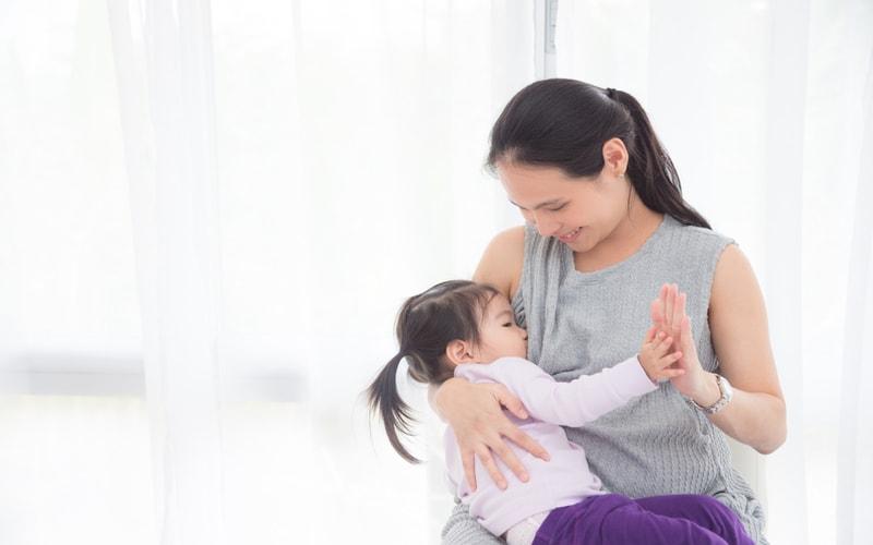 Cara Menyapih Anak