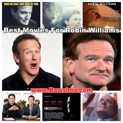 شاهد أفضل أفلام روبين ويليامز على الإطلاق شاهد قائمة أفضل 7 افلام روبين ويليامز على مر التاريخ معلومات عن روبين ويليامز | Robin Williams