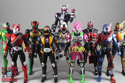SH Figuarts Shinkocchou Seihou Kamen Rider OOO TaToBa Combo 63