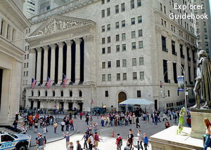 pasar saham New York Stock Exchange