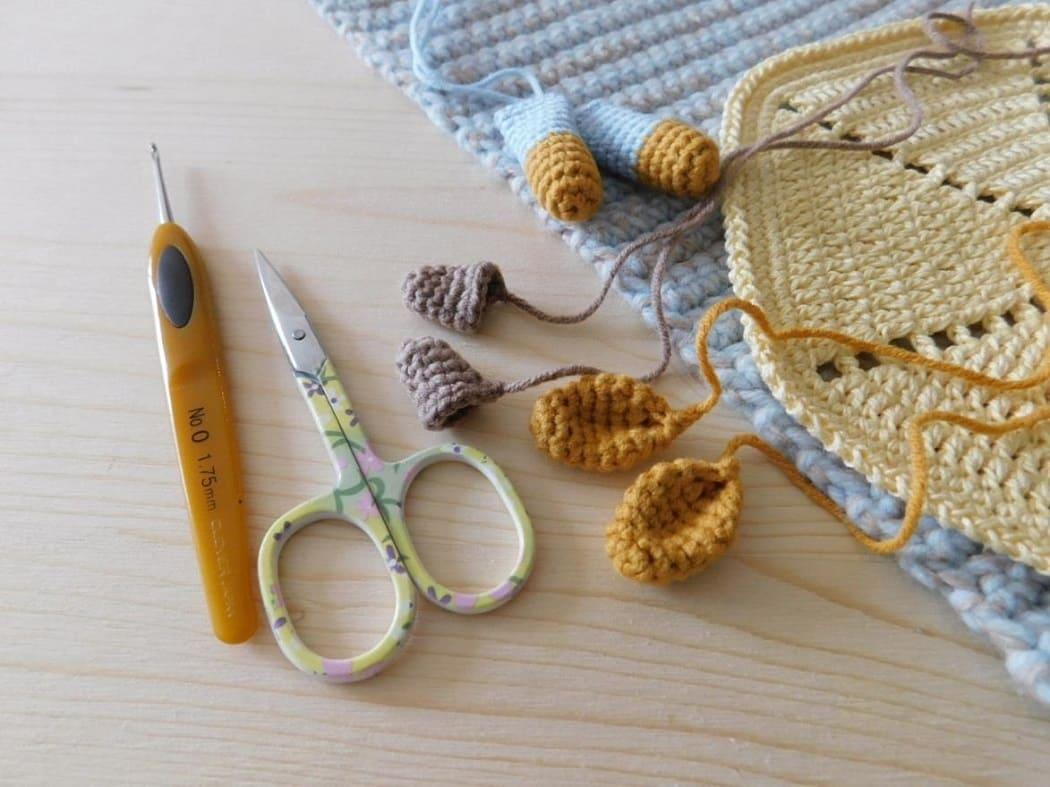 Crochet bull tutorial