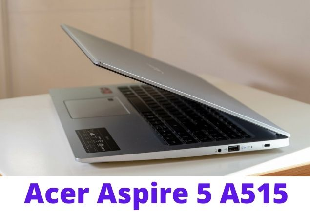 Aspire 5 without socker work a day