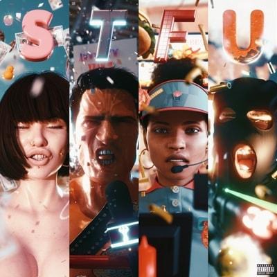 Joey Trap - STFU (2020) - Album Download, Itunes Cover, Official Cover, Album CD Cover Art, Tracklist, 320KBPS, Zip album