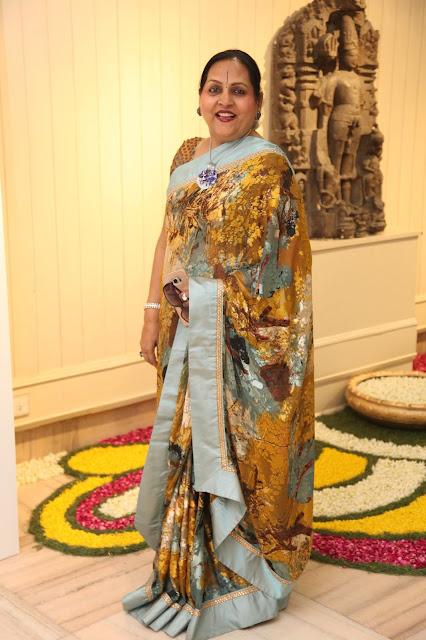 Sulochna Mansi, Chairperson Mansi NGO-