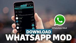 Download Whatsapp Apk Mod di jamin gratis