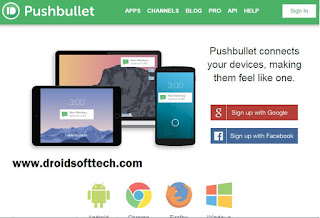PushBullet For Pc Windows