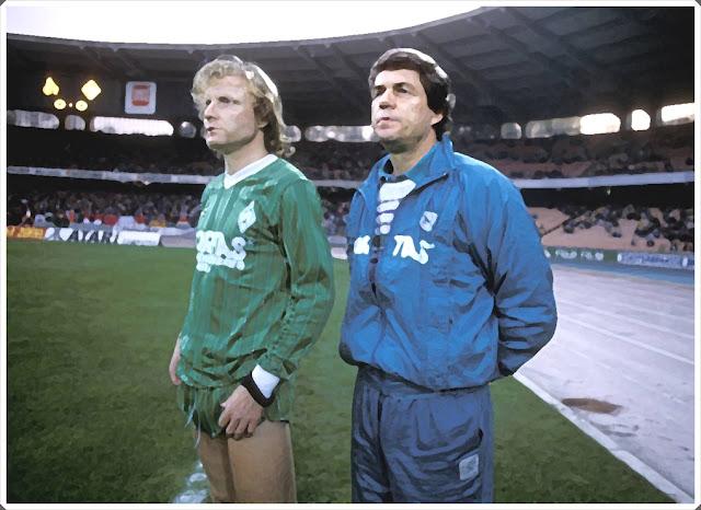 Otto Rehhagel Werder Bremen