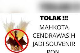 Billy Mambrasar Tolak Mahkota Cendrawasih Jadi Sovenir PON XX Papua 2021