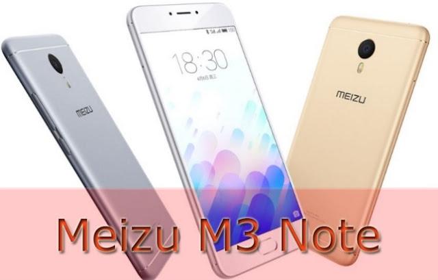 Harga HP Meizu M3 Note Tahun 2016 Lengkap Dengan Spesifikasi