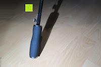 Stock: Golf Regenschirm, Pomelo Best Automatik auf Windresistent mit 128cm Durchmesser aus robusten 190T Pongee Stockschirm geeignet für 3-4 Personen