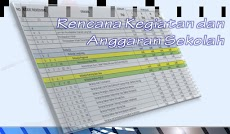 RKAS BOS SMA SMK Terbaru Format Excel Lengkap Dengan Pedoman Penyusunan