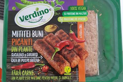 Mici vegani Verdino