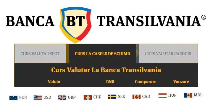 CLIC PENTRU CURS VALUTAR LA BANCA TRANSILVANIA